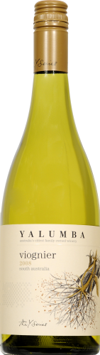 Yalumba Viognier Perspective: front