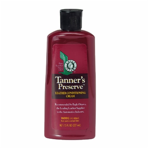 Tanners Preserve 7.5 Oz. Leather Care Conditioner 65893 Perspective: front