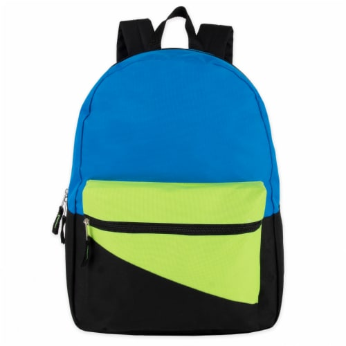 A.D. Sutton Colorblock Backpack - Assorted Perspective: front