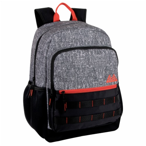 A.D. Sutton Double Daisy Chain Backpack Perspective: front