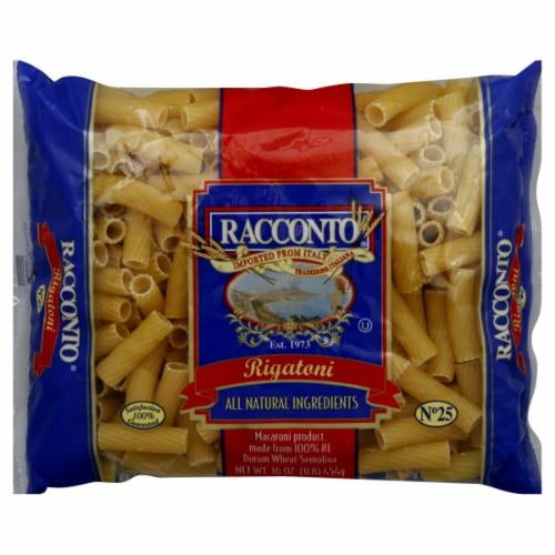 Racconto Rigatoni Perspective: front