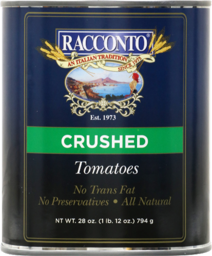 Racconto Crushed Tomatoes Perspective: front