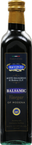 Racconto Balsamic Vinegar Perspective: front