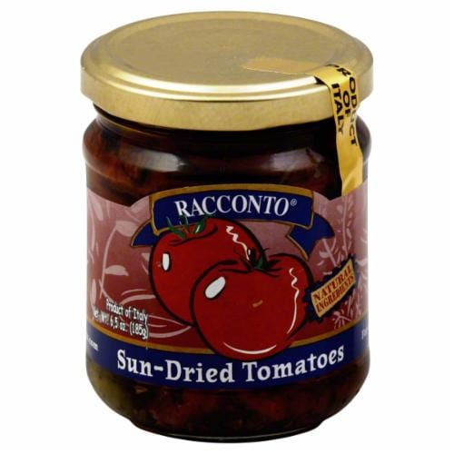 Racconto Sun-dried Tomatoes Perspective: front