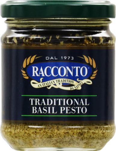 Racconto Traditional Basil Pesto Perspective: front