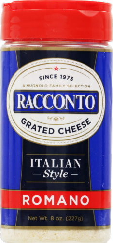 Racconto Cheese Shaker Romano Perspective: front