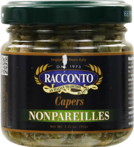 Racconto Capers Nonpareilles Perspective: front