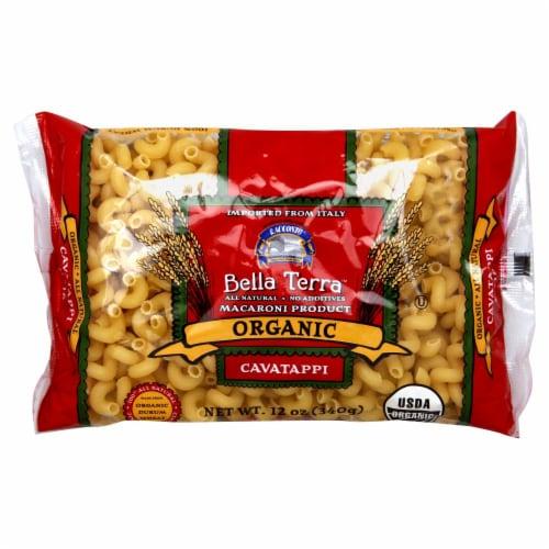 Racconto Bella Terra Organic Cavatappi Pasta Perspective: front