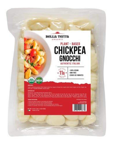 Bella Terra Organic Chickpea Gnocchi Perspective: front