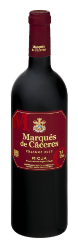 Marques de Caceres Rioja Red Perspective: front