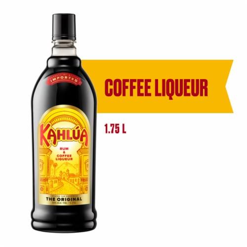 Kahlúa Coffee Liqueur Perspective: front
