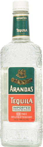 Arandas White Tequila Perspective: front