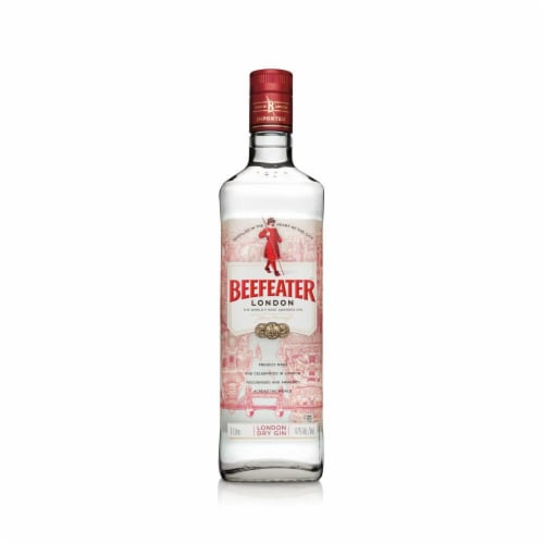 Beefeater London Dry Gin Perspective: front