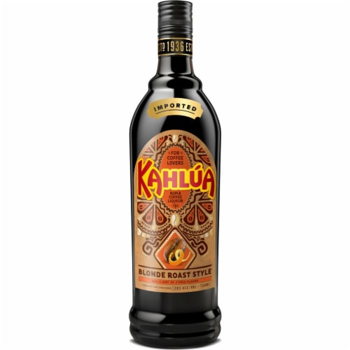 Kahlua Blonde Roast Coffee Liqueur Perspective: front