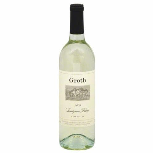 Groth Vineyard Sauvignon Blanc Perspective: front