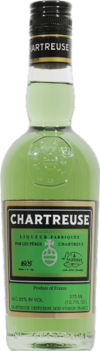 Chartreuse Green Liquor Perspective: front