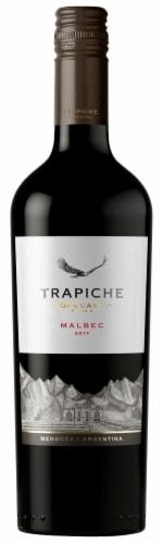 Trapiche Oak Cask Malbec Red Wine Perspective: front