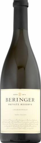 Beringer Reserve Chardonnay Perspective: front