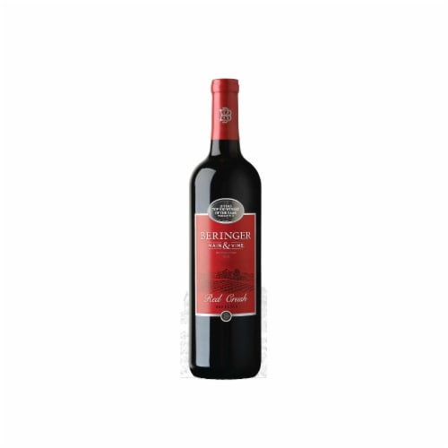 Beringer Red Crush Red Blend Perspective: front