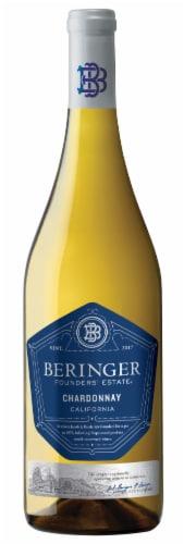 Beringer Founders' Estate Chardonnay Perspective: front