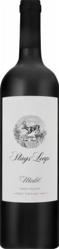 Stags' Leap Merlot Perspective: front