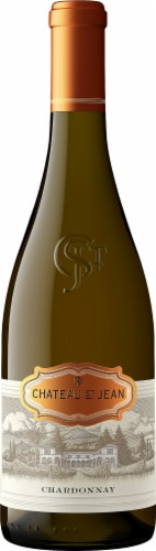 Chateau St Jean California Chardonnay Perspective: front