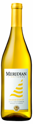 Meridian Vineyards Chardonnay Perspective: front
