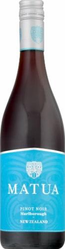 Matua Valley Pinot Noir Perspective: front