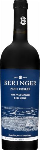 Beringer The Waymaker Red Blend Perspective: front