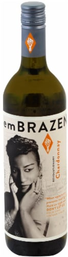 Embrazen Chardonnay Perspective: front