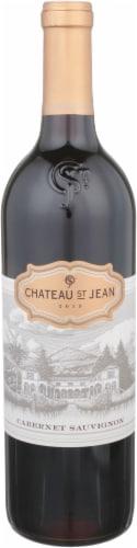 Chateau St Jean 2018 California Cabernet Sauvignon Perspective: front
