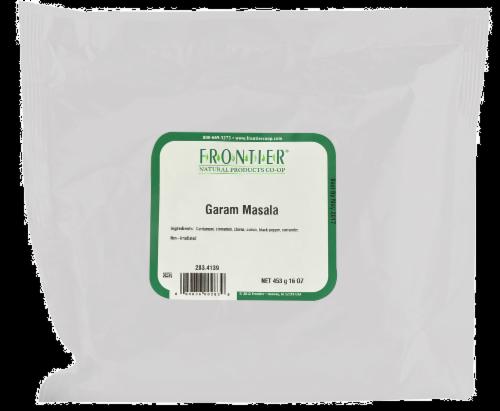 Frontier Garam Masala Perspective: front