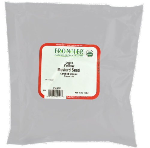 Frontier Ground Mustard Seed Perspective: front