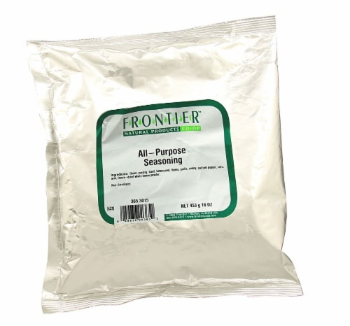 Frontier All Purpose Seasoning Perspective: front