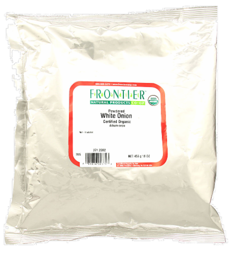 Frontier Onion Powder Perspective: front