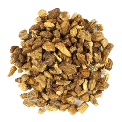 Frontier Cut & Sifted Organic Burdock Root Perspective: front