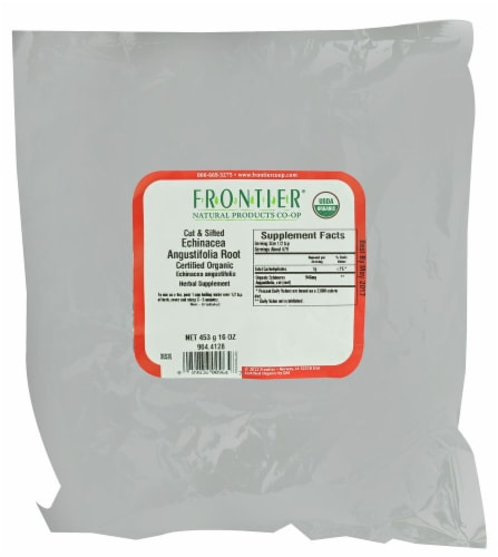 Frontier Organic Echinacea Angus Perspective: front