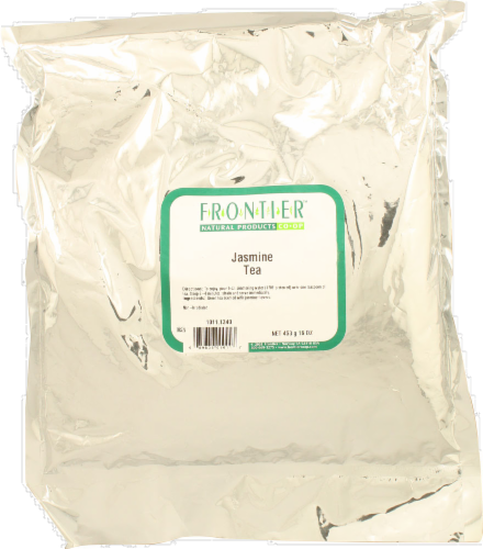 Frontier Natural Products Jasmine Tea Perspective: front