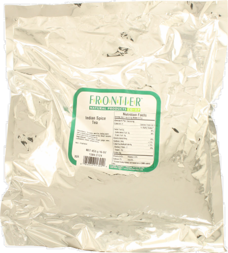 Frontier Indian Spice Tea Perspective: front