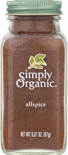 Simply Organic All Spice Perspective: front