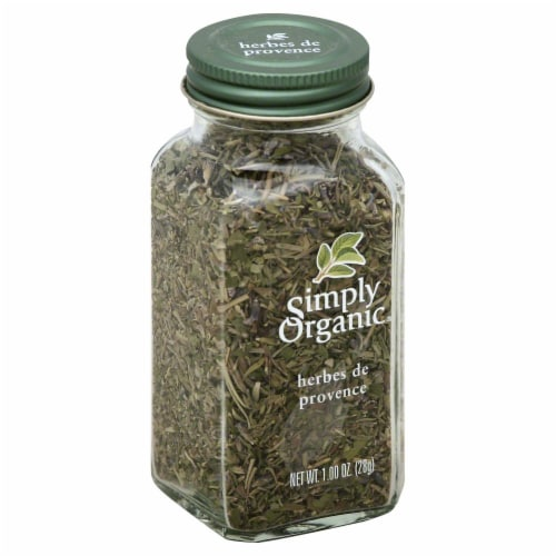 Simply Organic Herbes De Provence Perspective: front