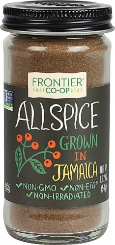 Frontier  All Spice Ground Perspective: front