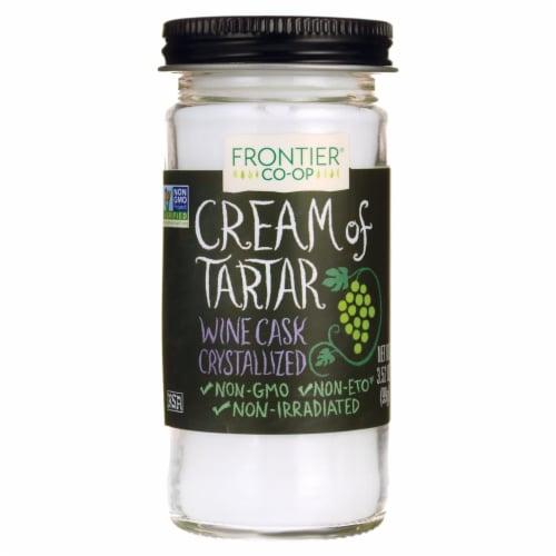 Frontier Cream Of Tartar Powder Perspective: front