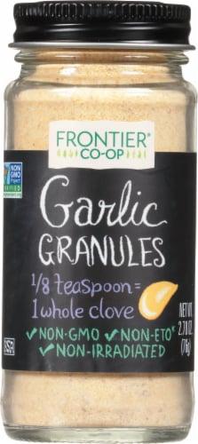 Frontier Garlic Granules Perspective: front