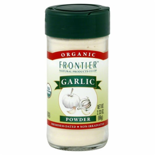 Frontier Garlic Powder Perspective: front