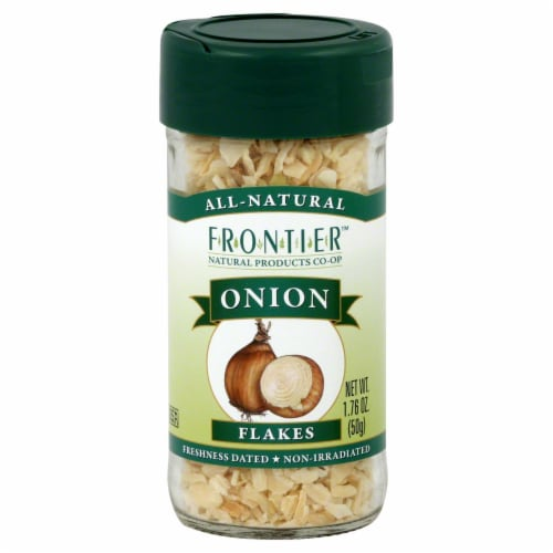 Frontier Onion Flakes Perspective: front