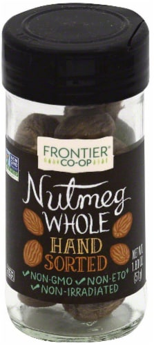 Frontier Whole Nutmeg Perspective: front