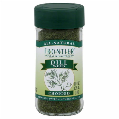 Frontier Chopped Dill Weed Perspective: front