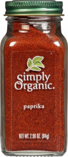 Simply Organic Paprika Perspective: front