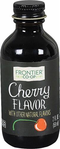 Frontier Cherry Flavor Perspective: front